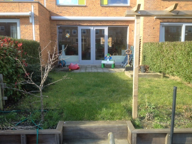 tuin oude situatie